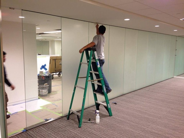 window film installation dc